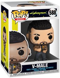 V-Male - Funko Pop! n°588