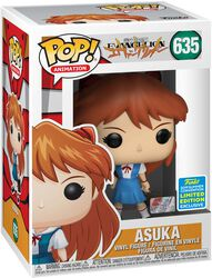 Asuka (SDCC 2019) - Funko Pop! n°635