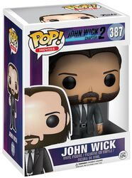 John Wick John Wick (Chase Edition Possible) Vinyl Figure 387
