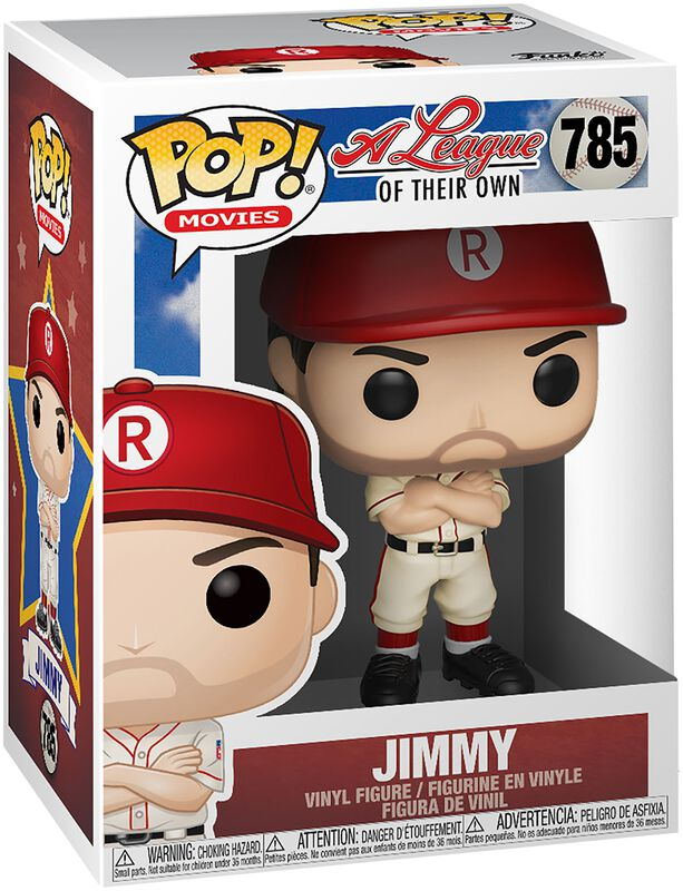 A League of Their Own Jimmy - Funko Pop! n°785