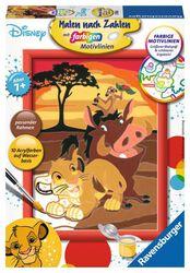 Simba, Timon & Pumbaa - Numéros D'Art
