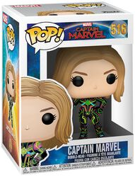 Captain Marvel - Funko Pop! n°516
