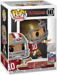 San Francisco 49ers - Jimmy Garoppolo - Funko Pop! n°141