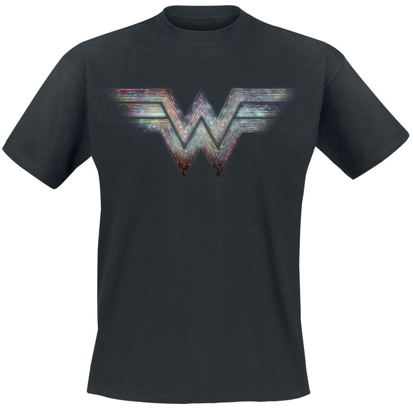 Wonder Woman 1984 - Logo Rétro