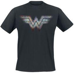 Wonder Woman 1984 - Logo Rétro