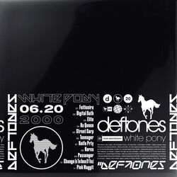 White Pony (20th anniversary)