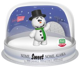 Nome, Sweet Nome, Alaska (Funko Shop Europe) - Boule À Neige