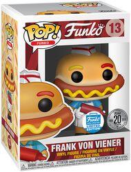 Spastik Plastik - Frank Von Viener (Funko Shop Europe) - Funko Pop! n°13