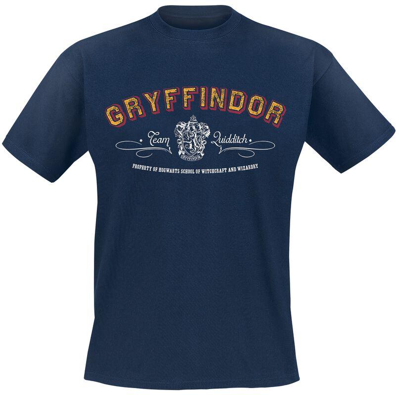 Gryffondor - Team Quidditch