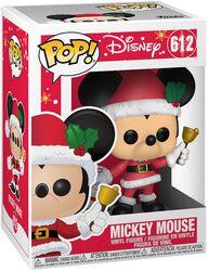 Mickey Mouse (Noël) - Funko Pop! n°612