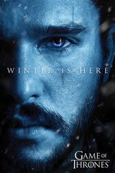 Winter is here - Jon Snow
