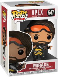 Mirage - Funko Pop! n°547