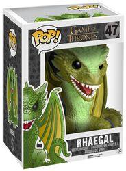 Figurine En Vinyle Rhaegal 47