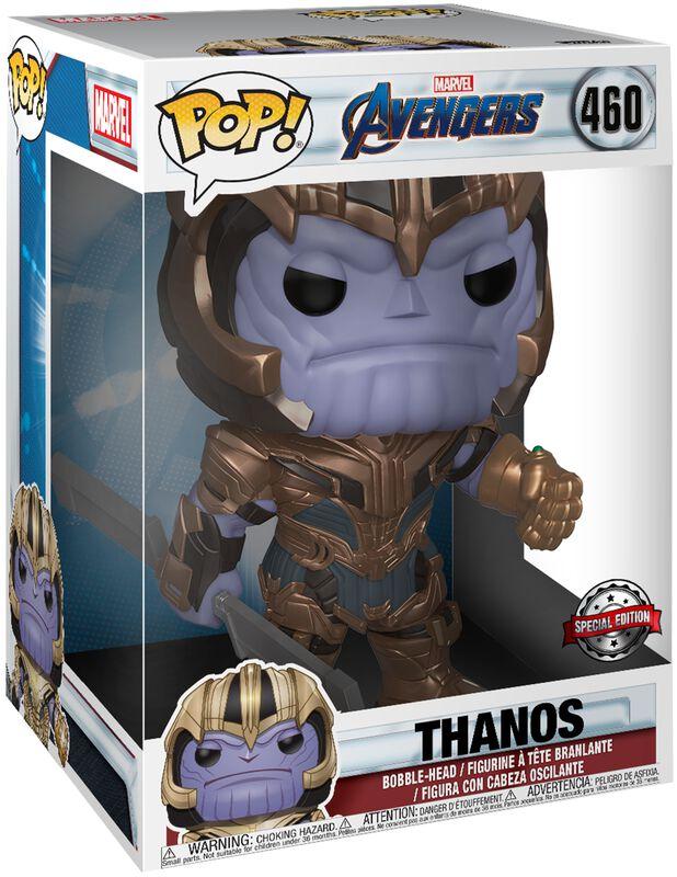 Avengers Endgame - Thanos (Life Size) - Funko Pop! n°460