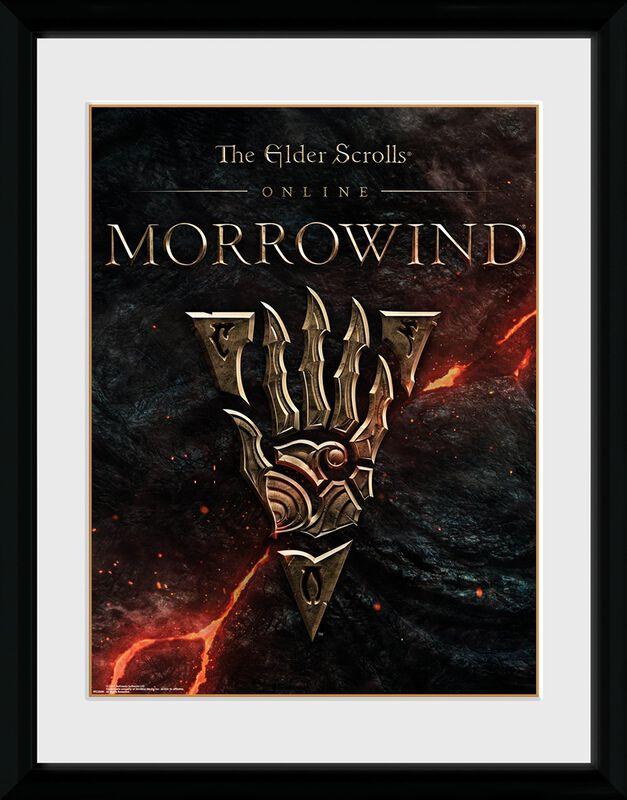 The Elder Scrolls Online Morrowwind - Logo