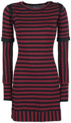 Knit Stripe Dress