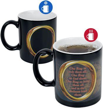 L'Anneau - Mug Thermoréactif