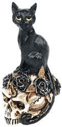 Chat & Crâne : Crâne Miniature