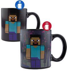 Enderman - Mug Thermo-Réactif
