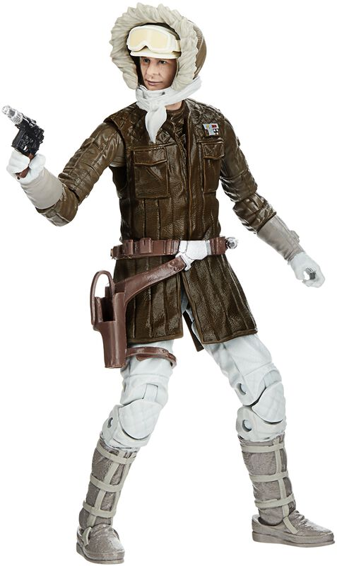 L'Empire Contre-Attaque - The Black Series Archive - Han Solo (Hoth)