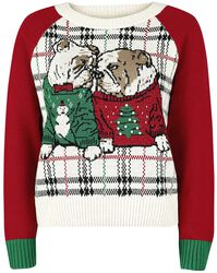 Chiens De Noël - Bulldog