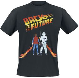 Marty McFly et Doc Brown - Fire