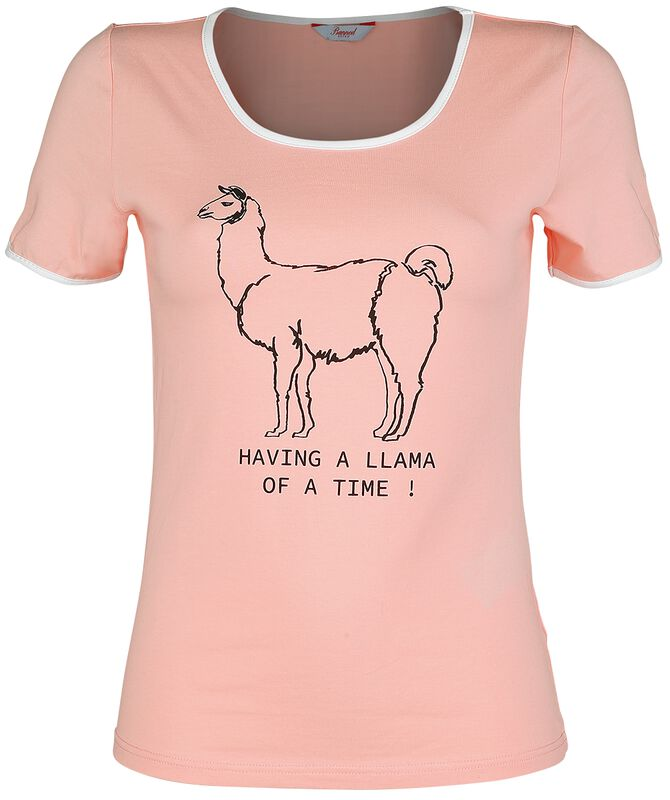 Having A Llama Of A Time