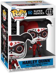 Dia De Los DC - Harley - Funko Pop! n°413