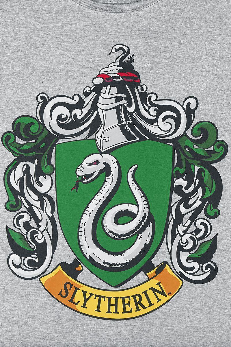 624aceeed4e28 Serpentard - Logo | Harry Potter T-Shirt Manches courtes | EMP