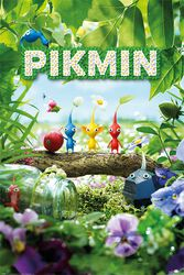 Pikmin Personnages