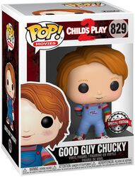 Chucky Chucky, la Poupée de Sang - Gentil Chucky - Funko Pop! n°829