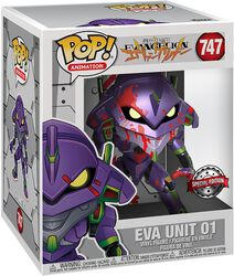 Eva Unit 1 (Oversize) (Métallique) - Funko Pop! n°747