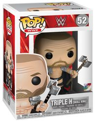 Figurine En Vinyle Triple H (Skull King) (Édition Chase Possible)  52