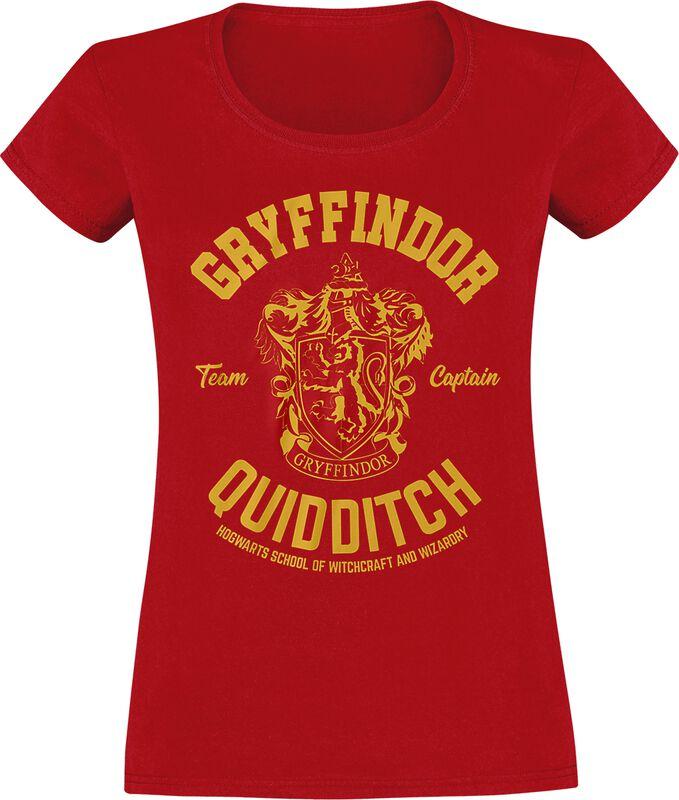 Gryffondor - Quidditch