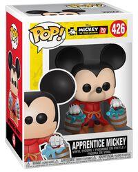 90e anniversaire de Mickey - Figurine En Vinyle Mickey L'Apprenti Sorcier