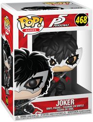 Persona 5 - Joker (Éd. Chase Possible) - Funko Pop! n°468