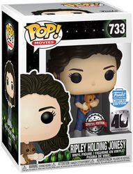 40th - Ripley tenant Jonesy (Funko Shop Europe) - Funko Pop! n°733