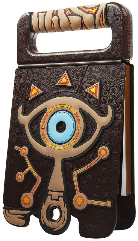 Breath Of The Wild - Sheikah - Carnet De Croquis