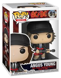 Angus Young (Éd. Chase Possible) - Funko Pop! Rocks n°91