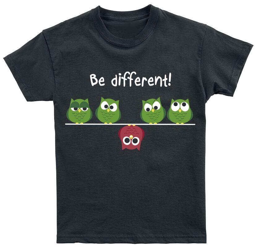 Enfants - Be Different!