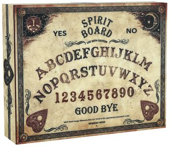 Jewellery Box Spirit Board