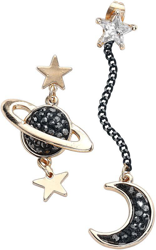 Universe Dreamcatcher Earrings