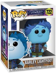 Barley Lightfoot - Funko Pop! n°722