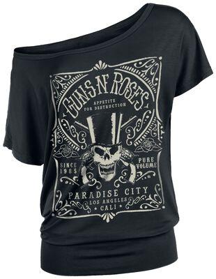 Étiquette Paradise City