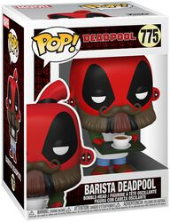 30ème Anniversaire - Deadpool Barista - Funko Pop! n°775