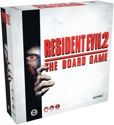 Resident Evil 2 - Le Jeu De Société