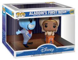 Figurine En Vinyle Le Premier Vœu d'Aladin (Movie Moments) 409