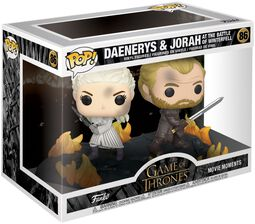 Daenerys Et Jorah À la Bataille De Winterfell (Movie Moment) - Funko Pop! n°86