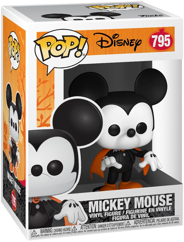 Mickey Mouse (Halloween) - Funko Pop! n°795