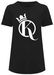 T-Shirt Femme Couronne